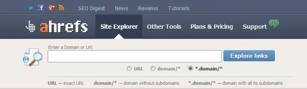 Ahrefs.com - Czyli o narzędziu do analizy linków zwrotnych